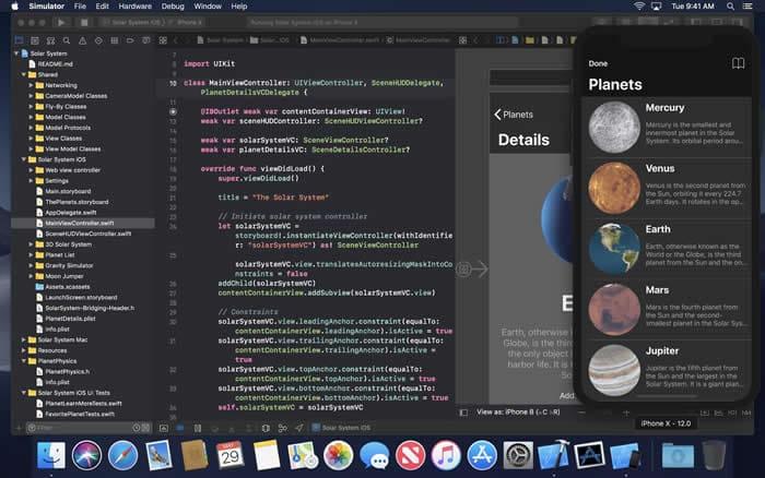 iOS Xcode